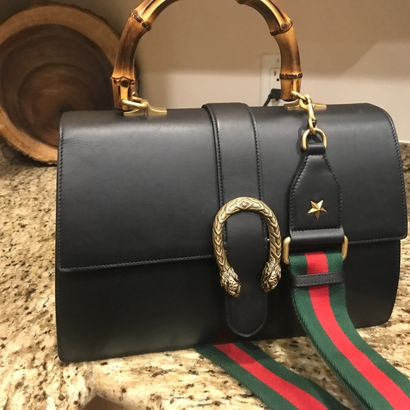 142b82f45bf Gucci Handbags - New Gucci Dionysus Shoulder Bag